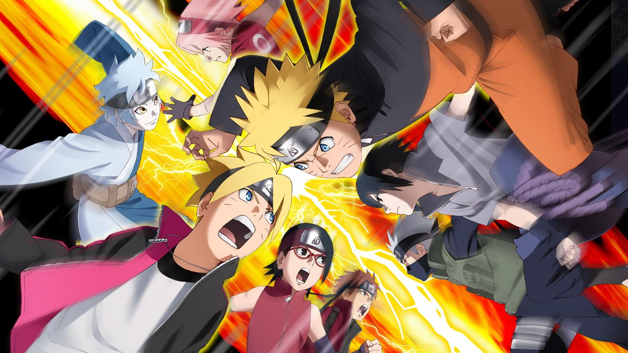 Naruto to Boruto: Shinobi Striker Update Patch Version 2 05 |