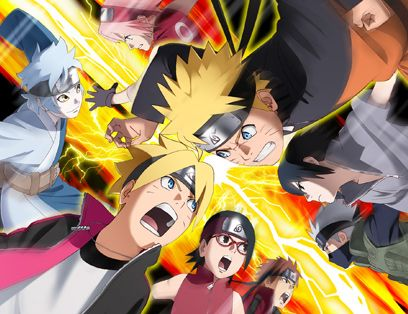 naruto to boruto shinobi striker bandai namco entertainment