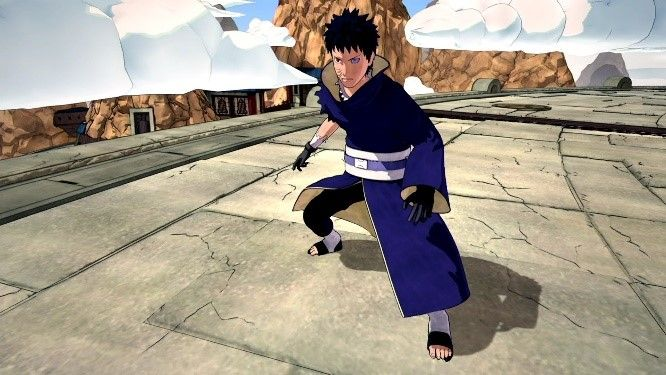 Naruto to Boruto Shinobi Striker - Obito