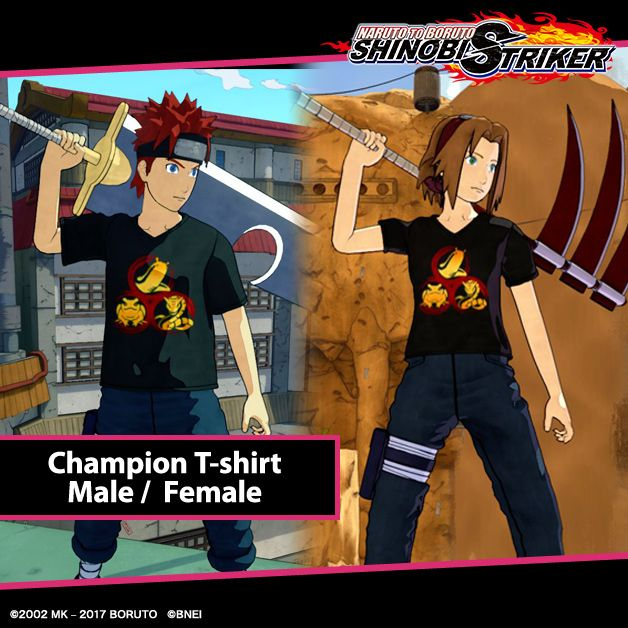 Naruto to Boruto Shinobi Striker - Patch