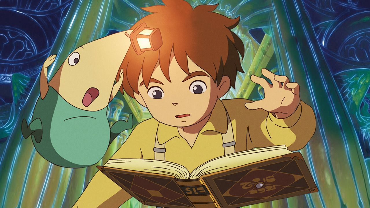 NI NO KUNI: WRATH OF THE WHITE WITCH   Official Website (EN)