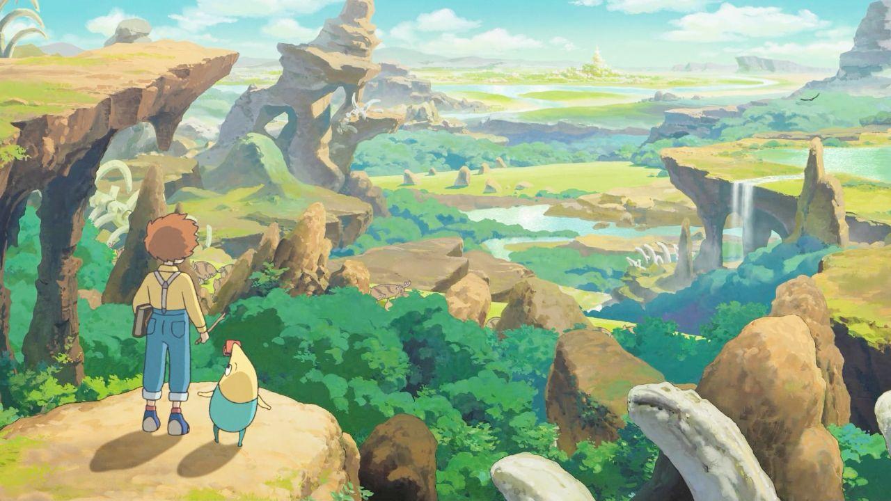 El majestuoso mundo de NI NO KUNI: La Ira de la Bruja Blanca llegará a PlayStation 4, PC y Nintendo Switch el 20 de septiembre