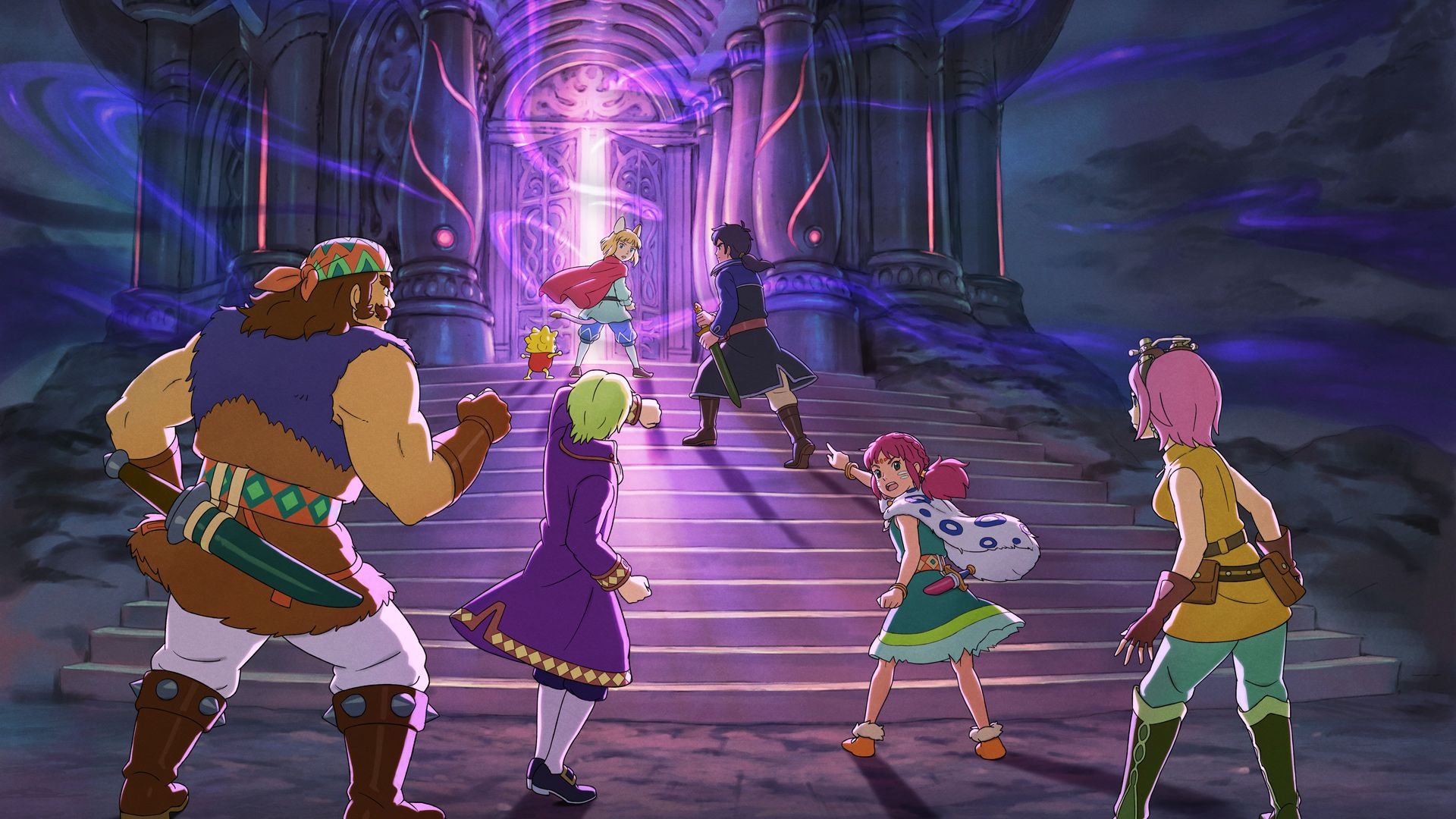 Explore The Lair of the Lost Lord in new DLC for NI NO KUNI II: REVENANT KINGDOM