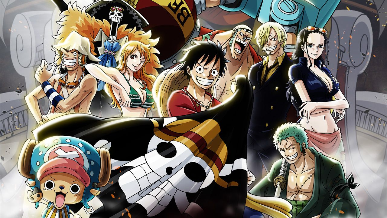 First anime game in Playstation VR with ONE PIECE GRAND ...