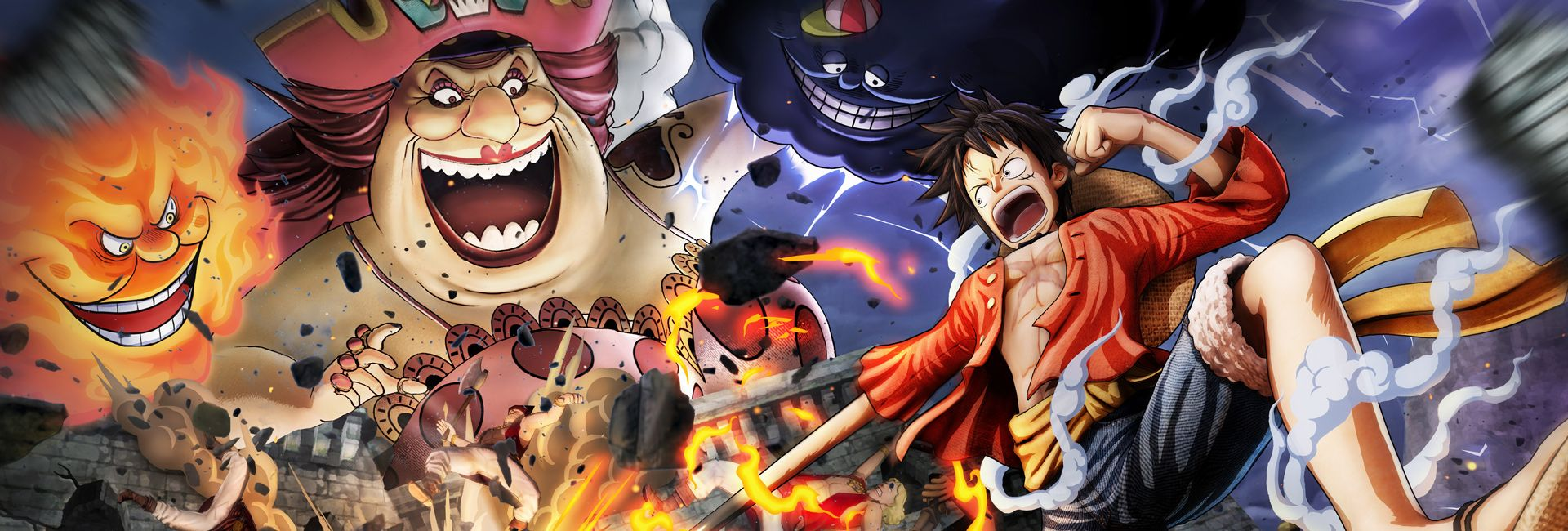 Slikovni rezultat za One Piece: Pirate Warriors 4