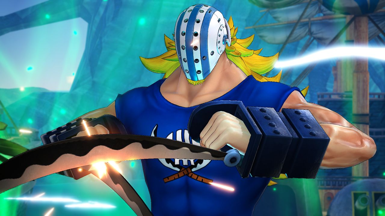 Announcing Killer, the new combatant in the Second Character Pack of ONE PIECE PIRATE WARRIORS 4!