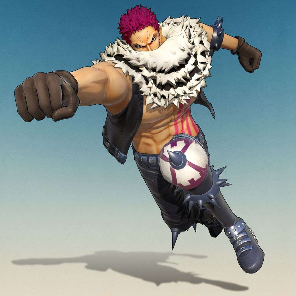 One Piece Pirate Warriors 4 - Katakuri