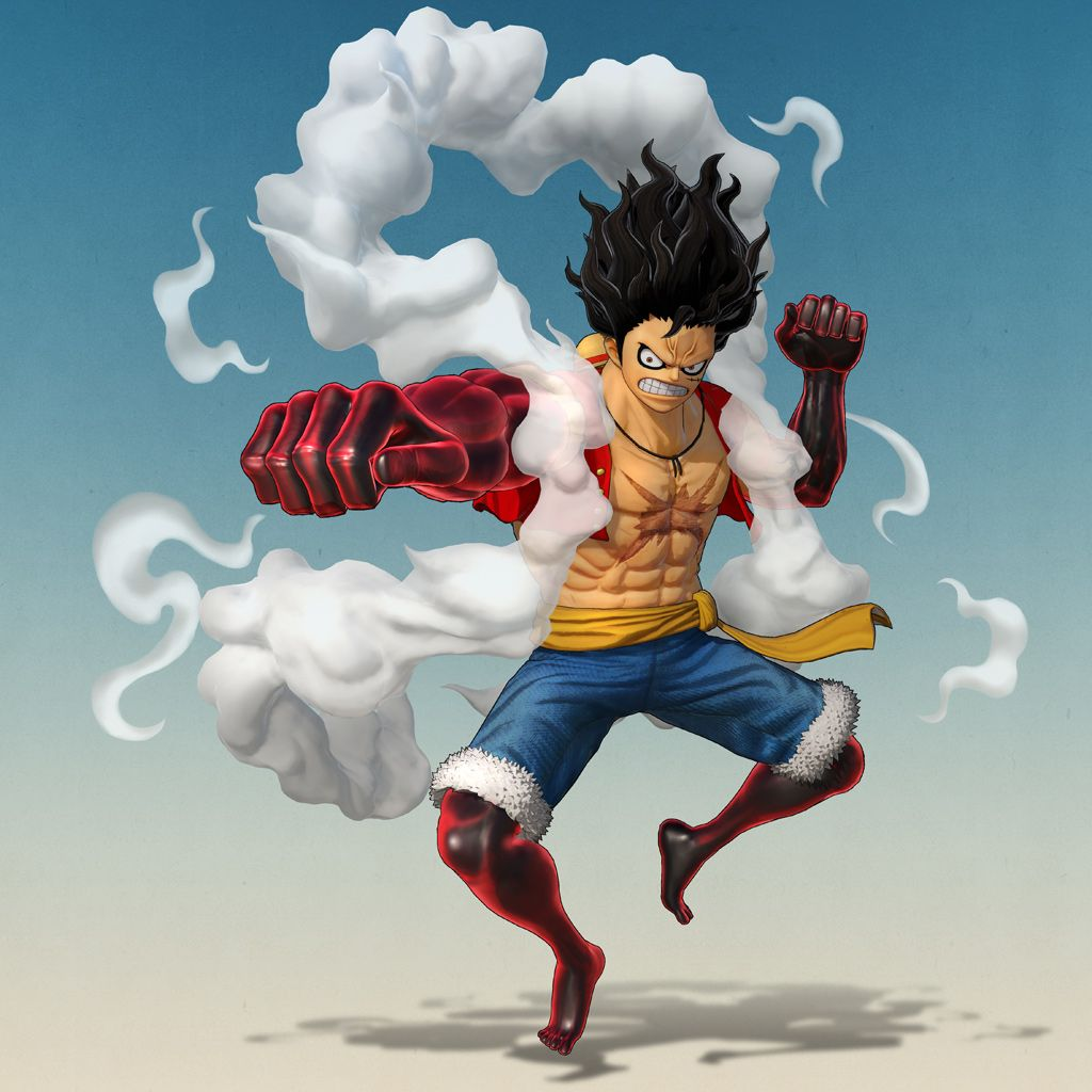 One Piece Pirate Warriors 4 - Luffy Snakeman