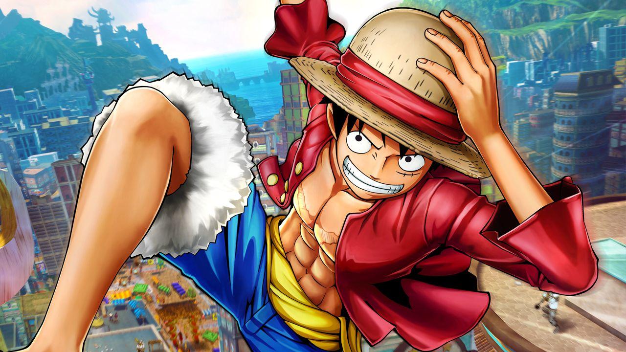 One Piece World Seeker - Trailer de lancement