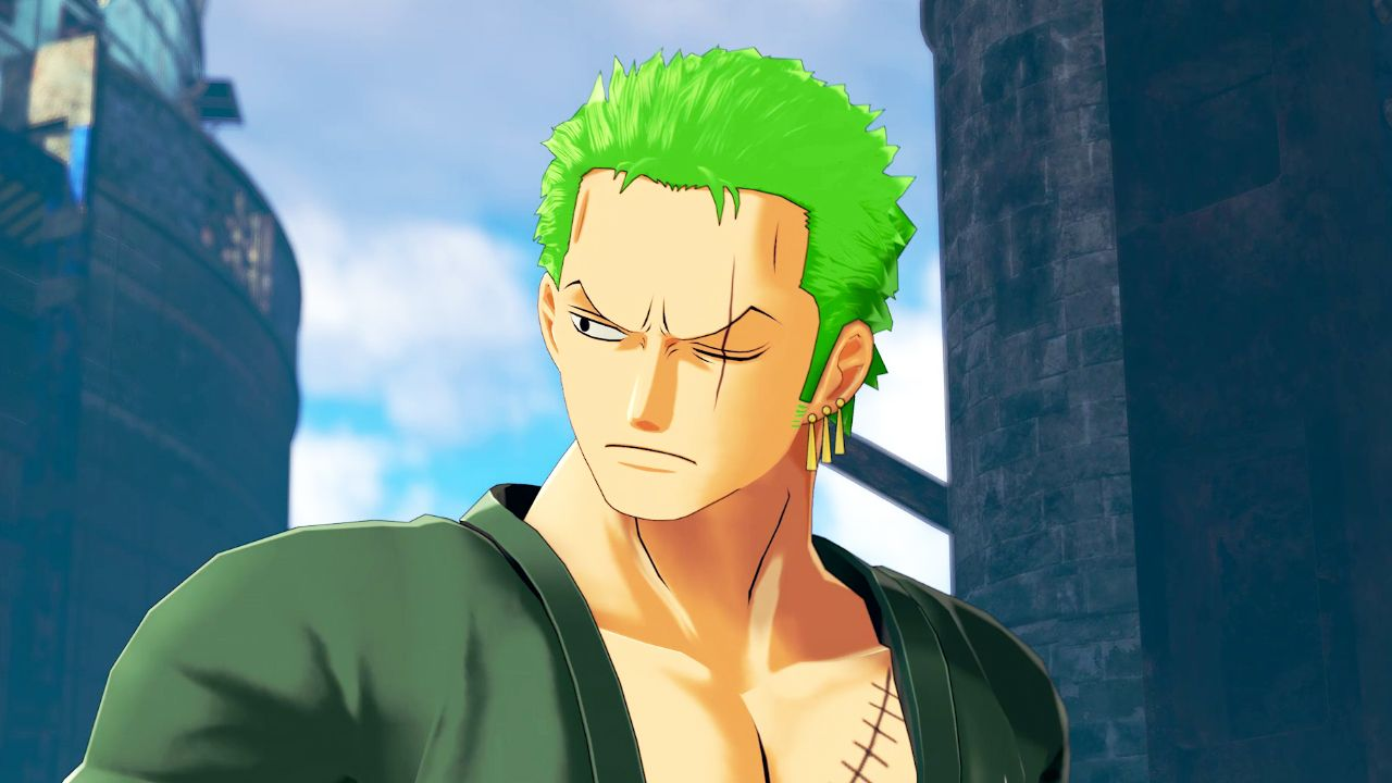 Play as Zoro in the new ONE PIECE WORLD SEEKER DLC coming on 12th July 2019