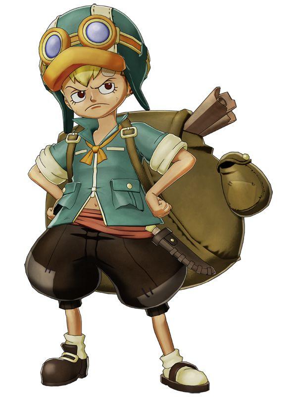 One Piece World Seeker - Roule