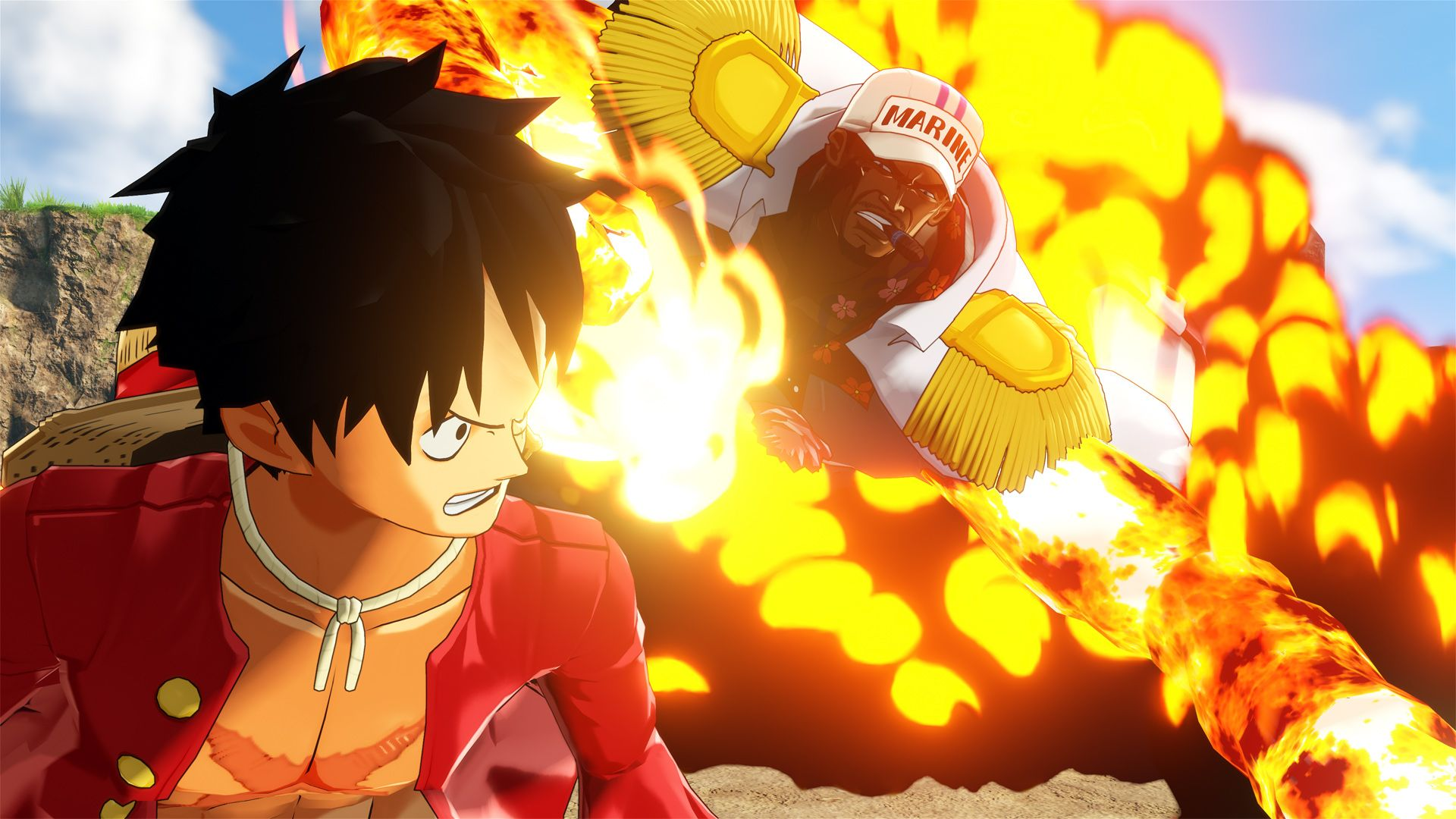 one piece world seeker release date moved to 2019 bandai namco