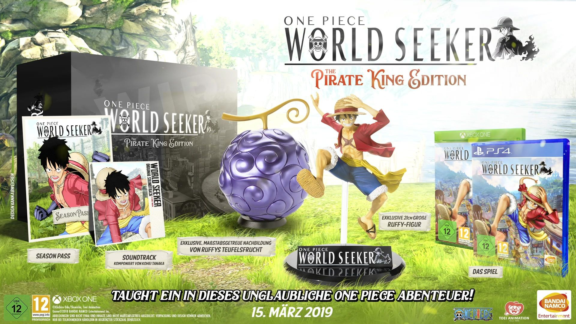 One Piece World Seeker - Collector Edition