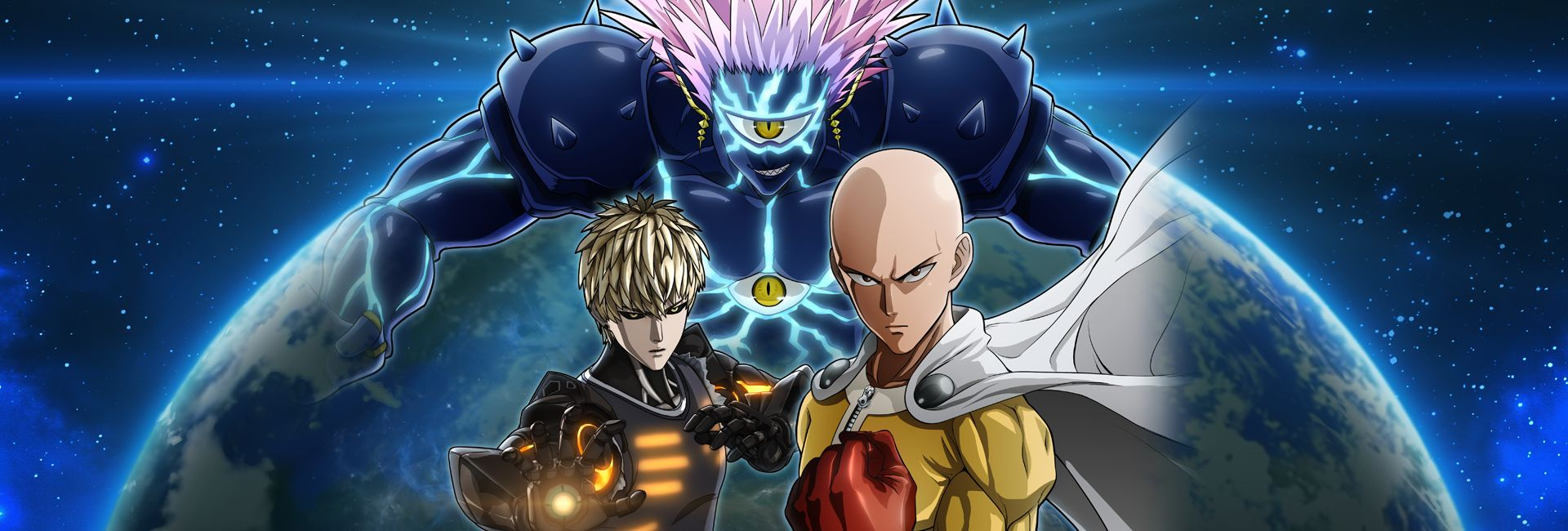 Slikovni rezultat za One-Punch Man: A Hero Nobody Knows