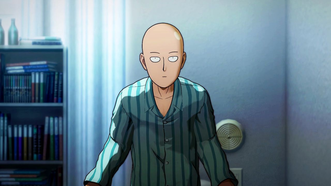 One Punch Man : A Hero Nobody Knows sortira le 28 février 2020