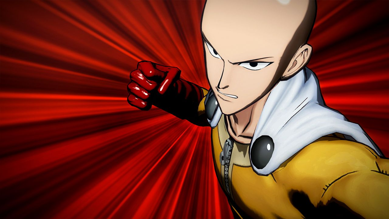 Latest trailer to celebrate the upcoming release of ONE PUNCH MAN: A HERO NOBODY KNOWS