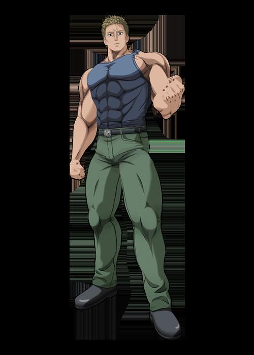 Tank-top Master