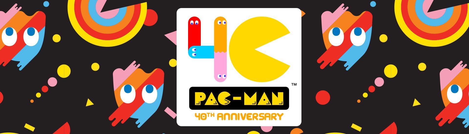 Pac-man compie 40 anni