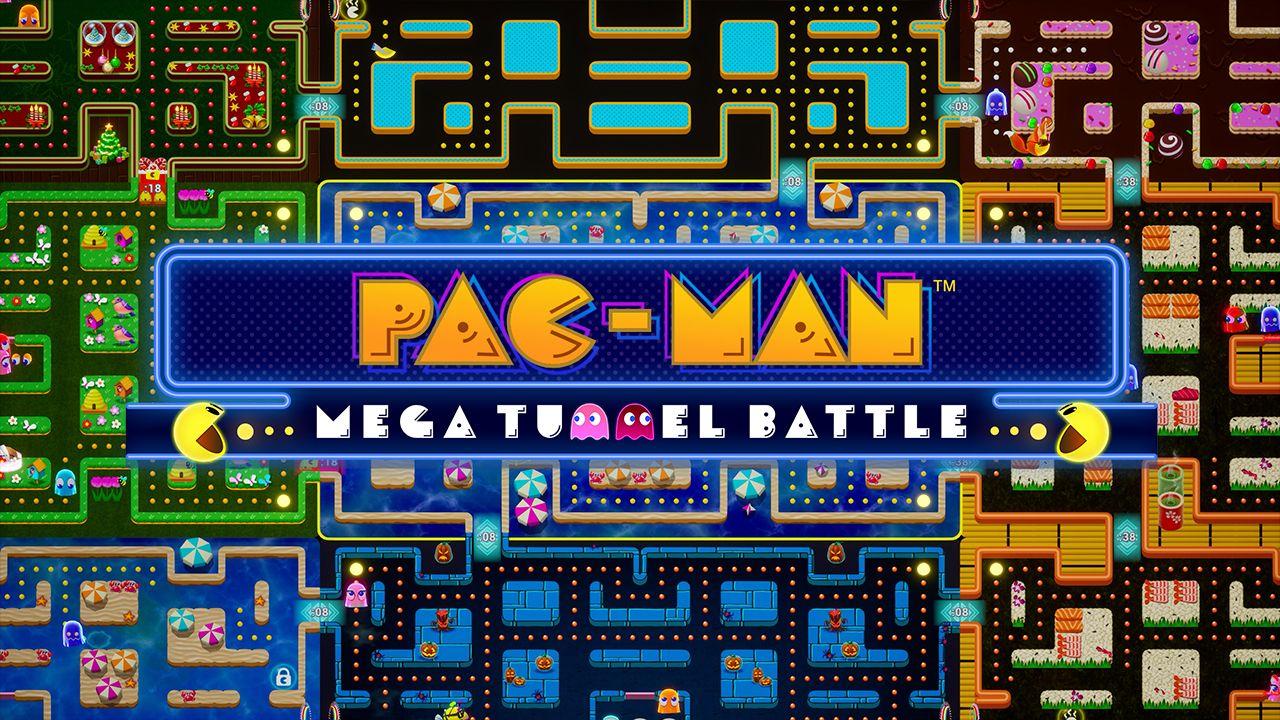 PAC-MAN MEGA TUNNEL BATTLE erscheint am 17. November exklusiv auf Stadia