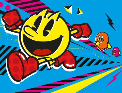 PAC-MAN STORIES