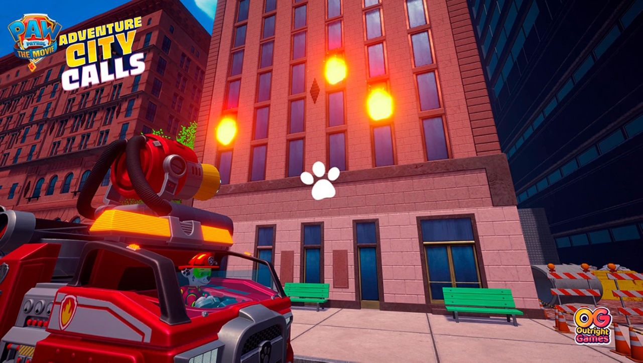 Paw Patrol Adventure City Calls Launches This Summer On Consoles And Pc Bandai Namco Entertainment Europe