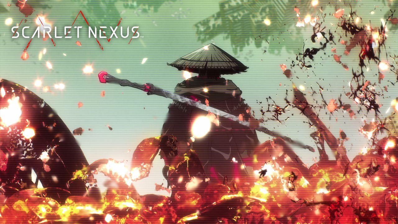 ¡Sumérgete en el mundo de SCARLET NEXUS con un nuevo y misterioso tráiler!