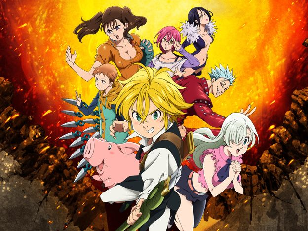 the seven deadly sins wrath collector s edition announced bandai
