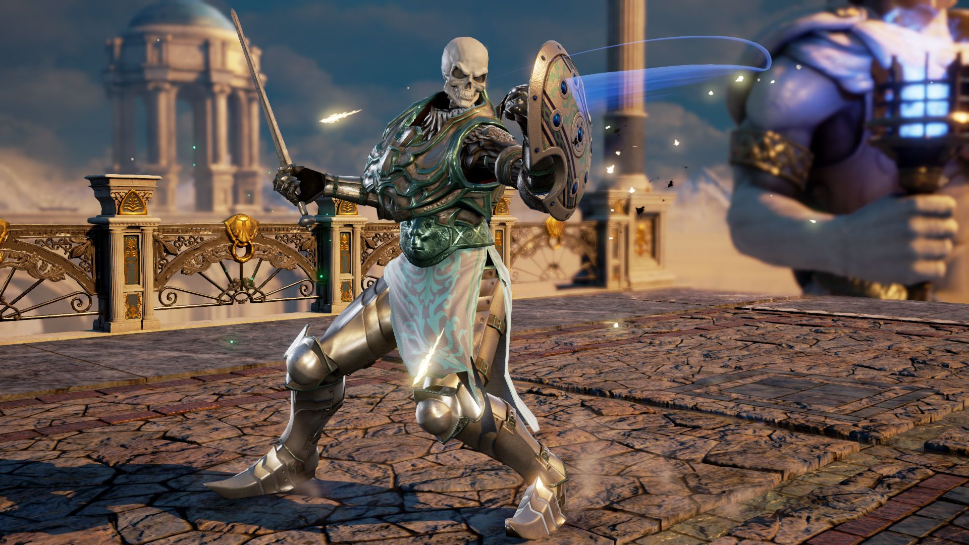 Become the hero of your own legend in SOULCALIBUR VI's
