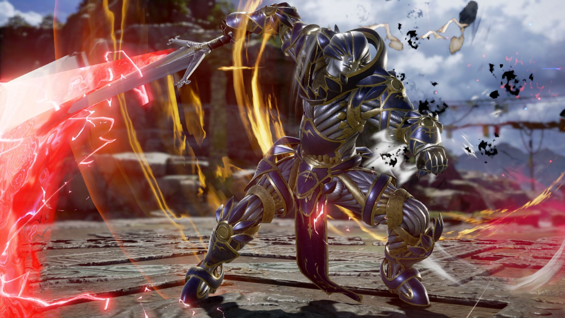 SOULCALIBUR VI Update Ver  1 40 Patch Notes |