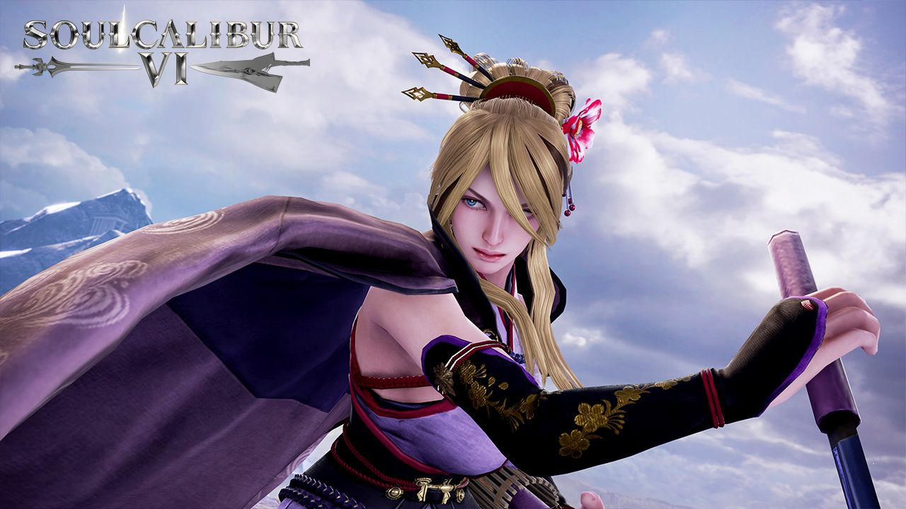 SOULCALIBUR VI Setsuka returns to the stage of history!