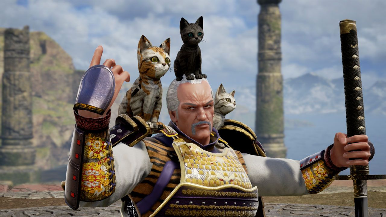 SOULCALIBUR VI - Character creation competition |