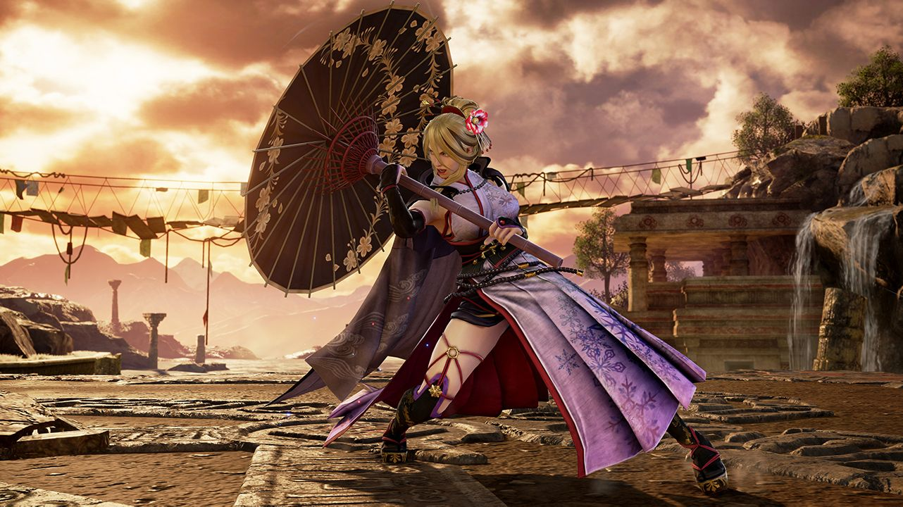 SOULCALIBUR VI Update Ver. 2.25 Patch Notes for PlayStation4®, Xbox One and STEAM®