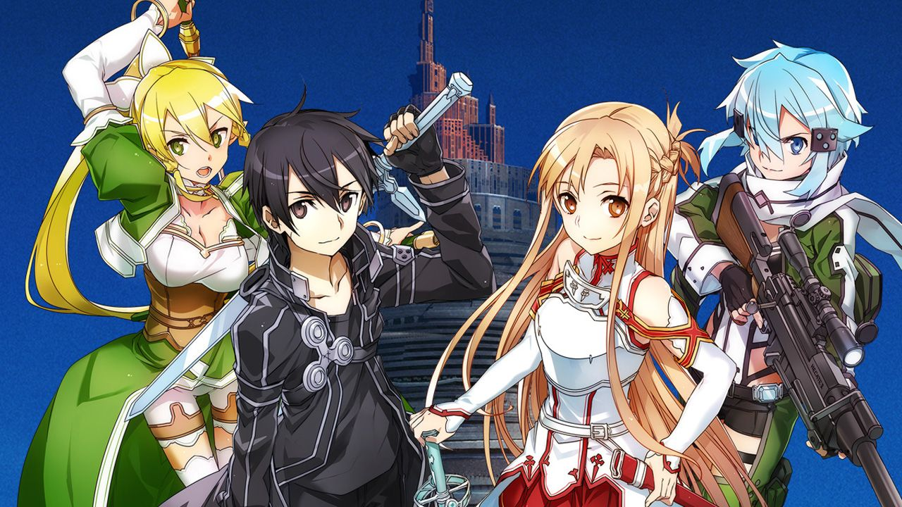 Dive Into SWORD ART ONLINE: