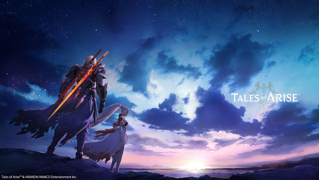 """À celles et ceux qui attendent patiemment la sortie du jeu """"Tales of Arise"""""""