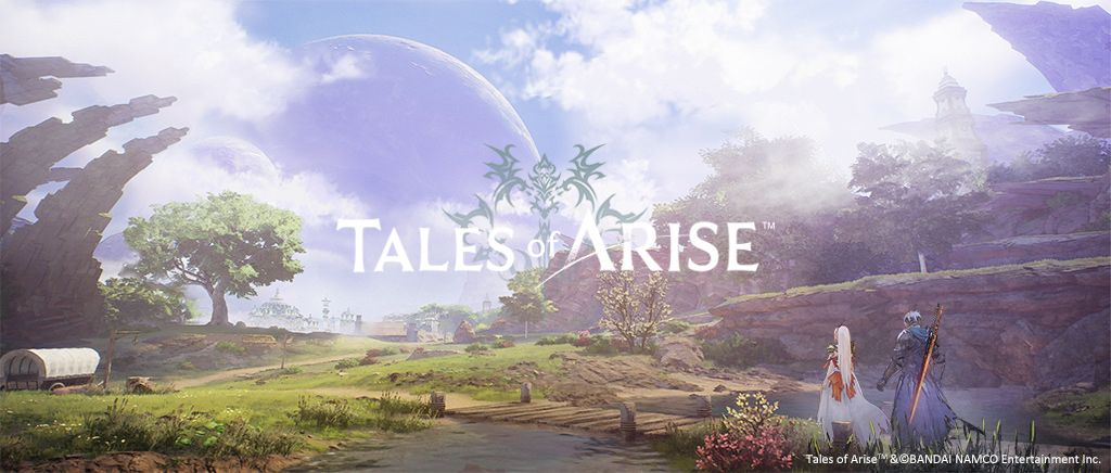 Tales of Arise - Transparent logo