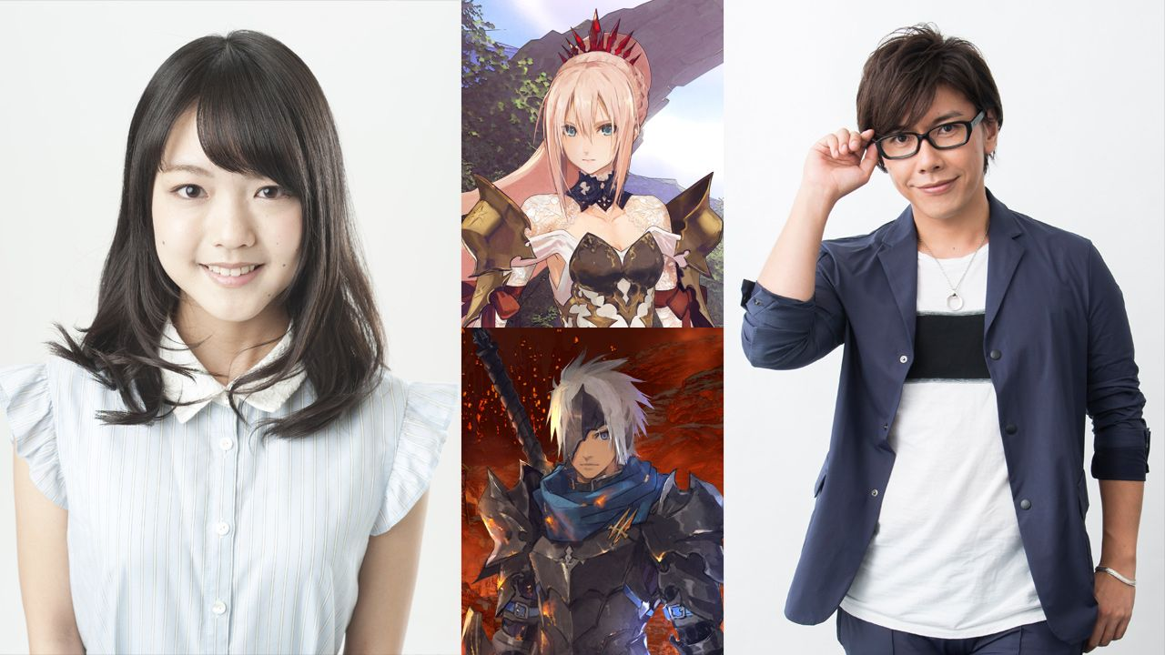Tales of Arise - Interview with Mr. Takuya Sato (Alphen's voice actor) and Ms. Shino Shimoji (Shionne's voice actress)