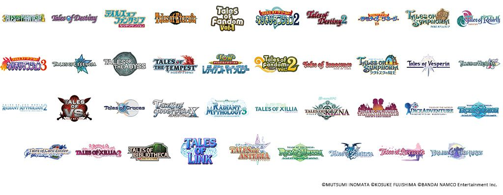 Tales of Series logo