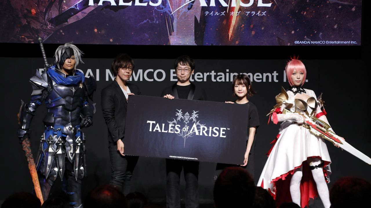Tales of Arise - TGS 2019