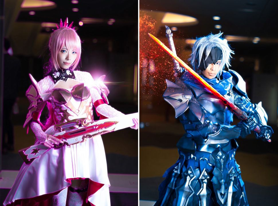 Tales of Arise - Cosplayers