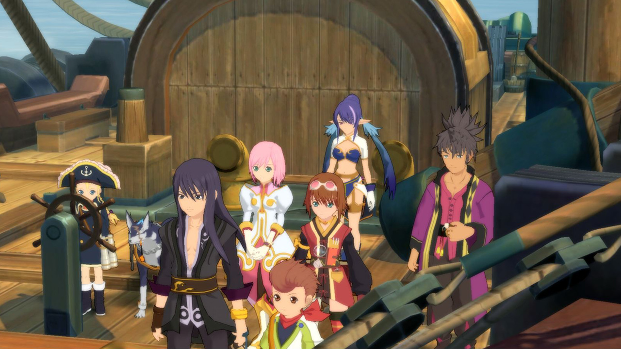 TALES OF VESPERIA: Definitive Edition arriva l'11 gennaio 2019
