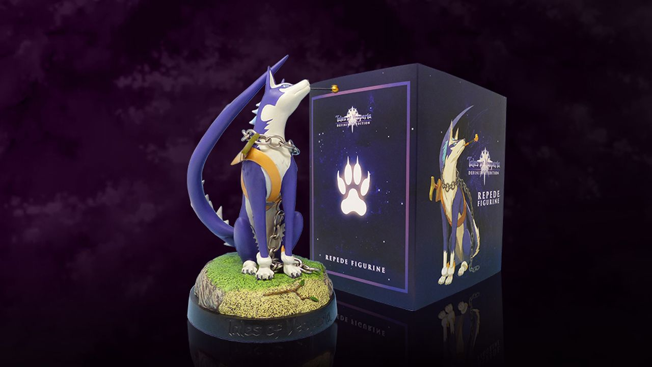 Exclusive Official Tales of Vesperia merchandises arrive on our store!