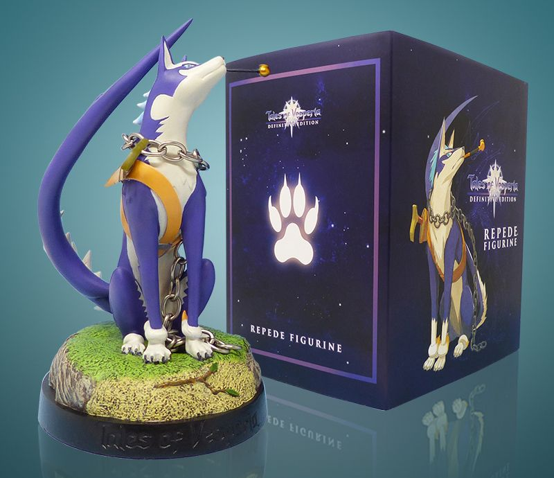 Tales of Vesperia - Repede Figure