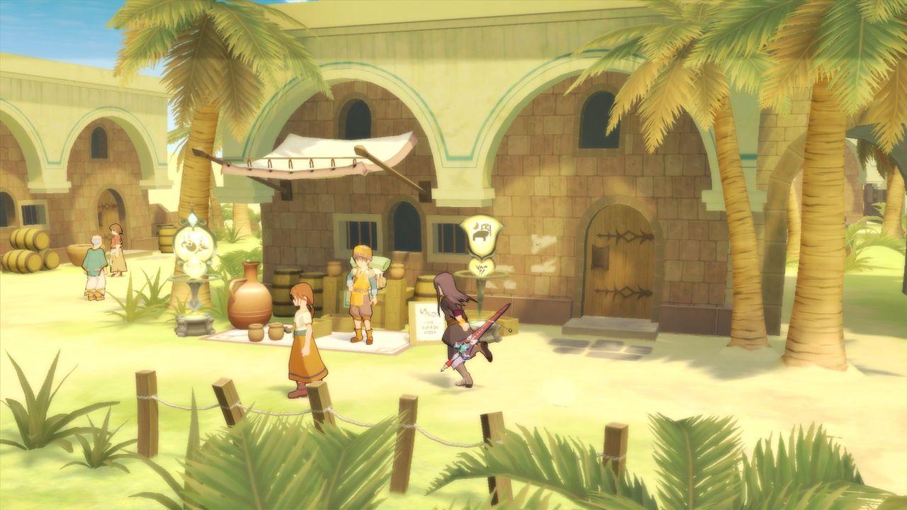 Tales of Vesperia: Definitive Edition Update 1.2