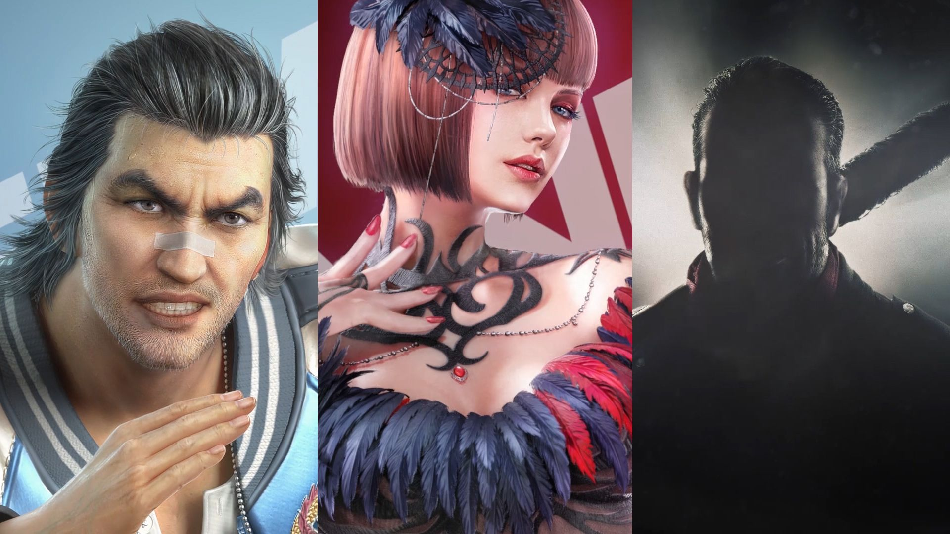 new characters join the roster in tekken 7 s season pass 2 bandai
