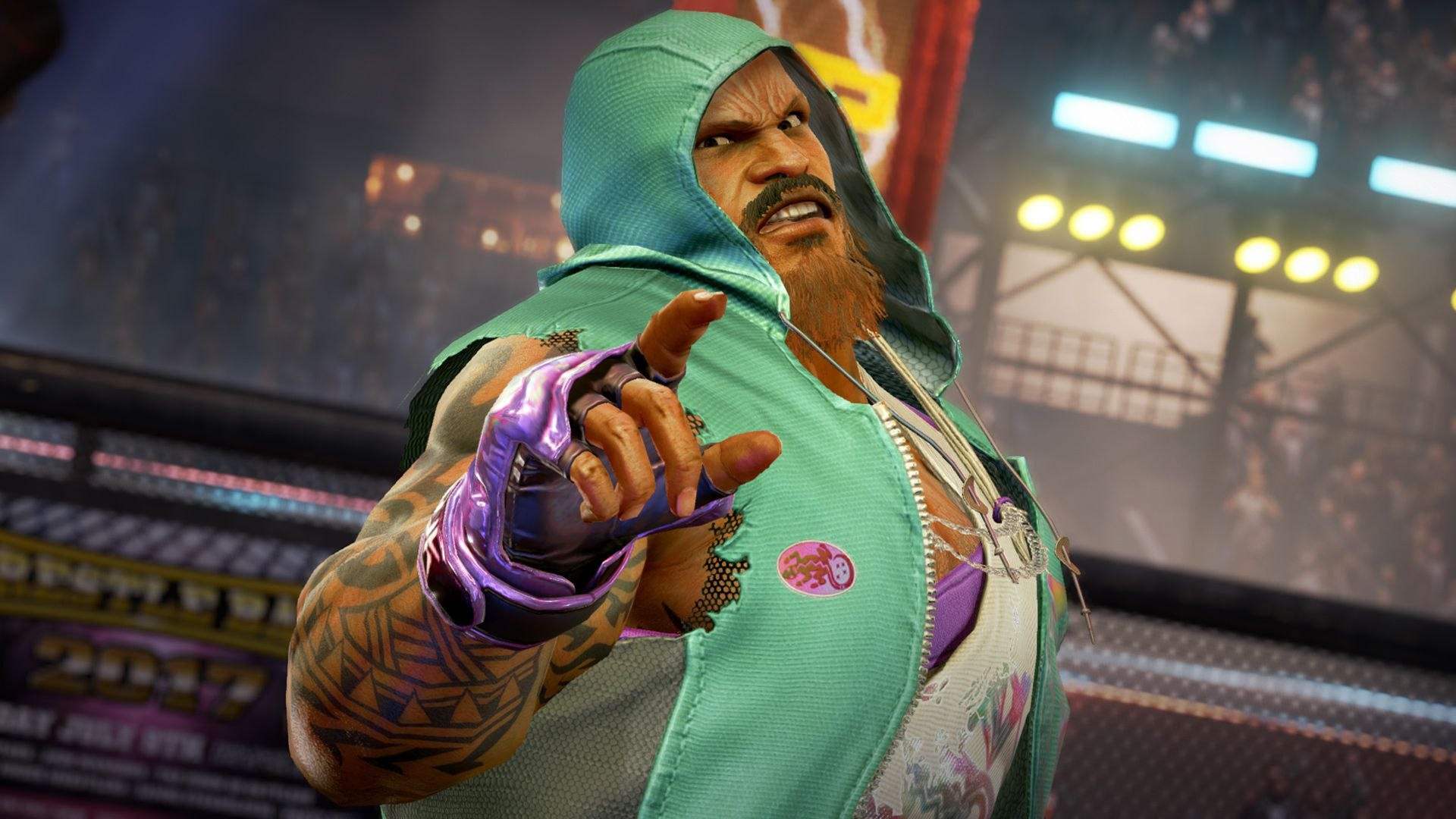 Marduk Armor King And Julia Join The Tekken 7 Roster Bandai