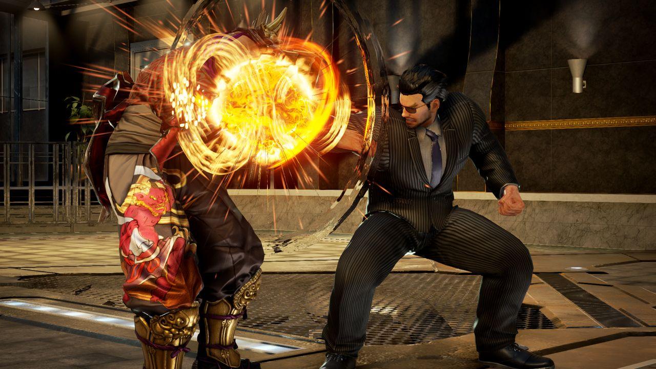 Tekken 7 - Paul Battle