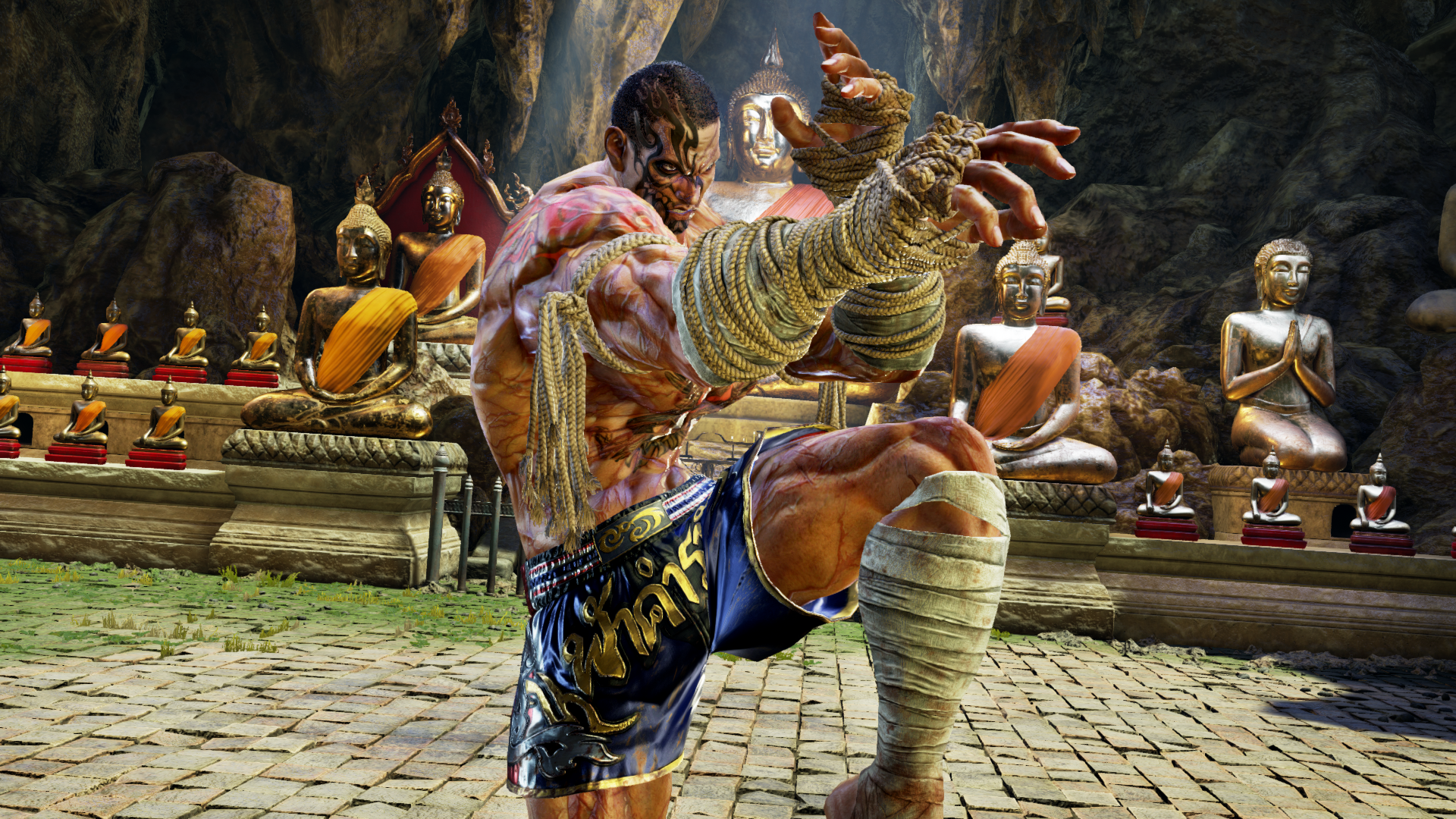 Fahkumram S Release Date Announced In A New Tekken 7 Trailer