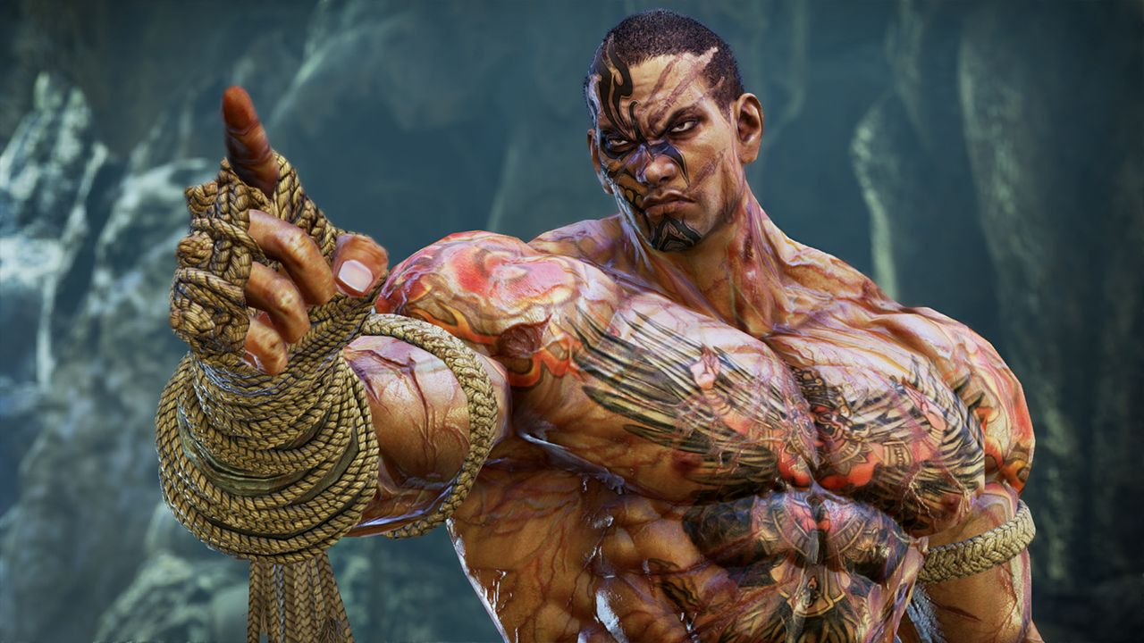 Fahkumram S Release Date Announced In A New Tekken 7 Trailer Bandai Namco Entertainment Europe