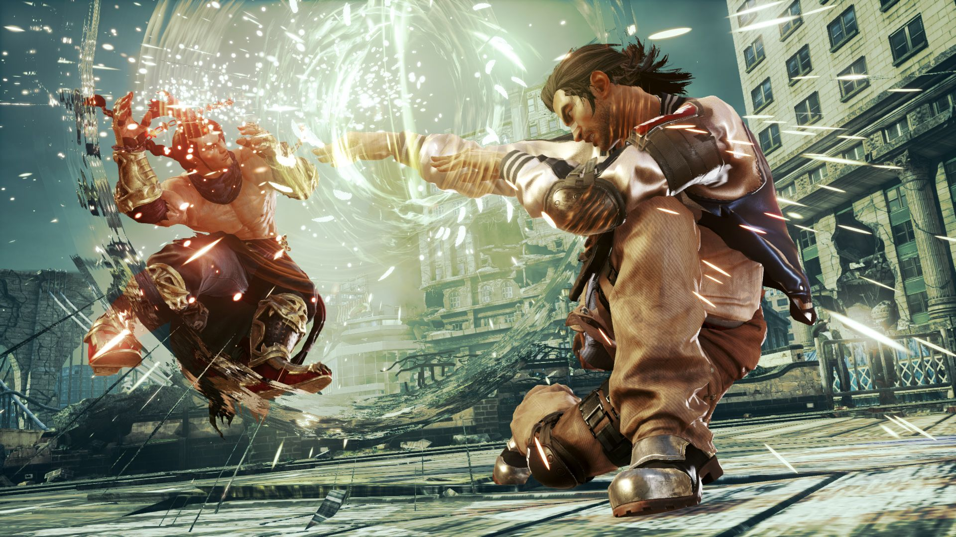 TEKKEN 7 - Patch Note 2 02 |