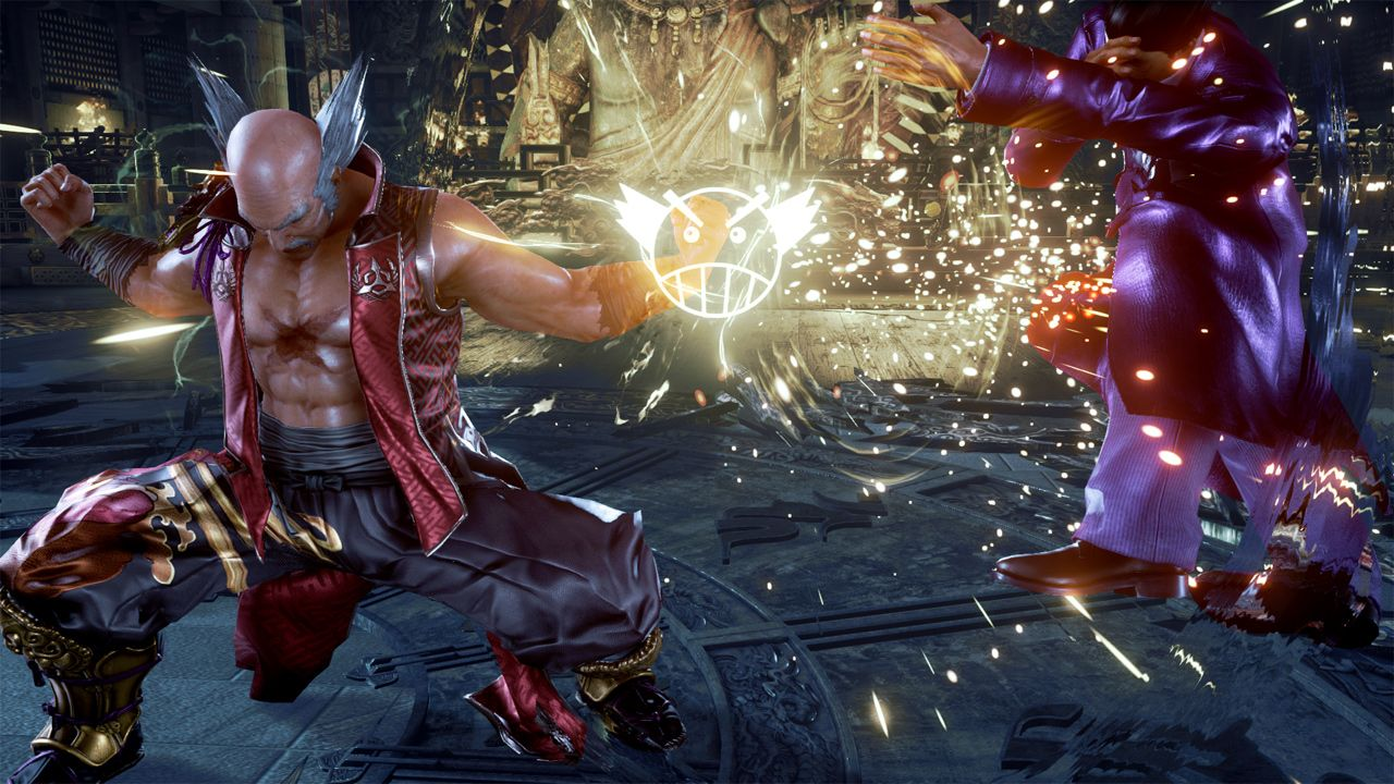 A New Update Is Out Today For Tekken 7 On Steam